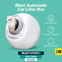 Meet Cat Litter Box Smart Automatic Self Cleaning Cat Litter Box Cat