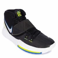 ORIGINAL Nike Sepatu Basket Kyrie 6 EP - Hitam Putih - 43
