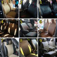 Paket Sarung Jok Mobil TOYOTA INNOVA MBTECH CARERA Otomotifku Terbaik