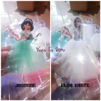 Princess Disney Cake Topper / Dekorasi Kue Ulang Tahun