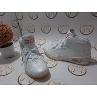 Sepatu basket 30 Premium Nike Jordan X Kualitas Import 2 Model - Putih, 39