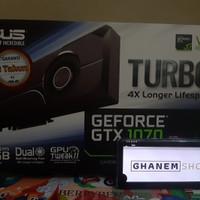 Asus Geforce Turbo GTX 1070 8 GB GDDR5