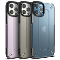 Case iPhone 12 Pro / iPhone 12 RINGKE UX Softcase Matte Casing