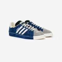 Sepatu Adidas X RECOUTURE Campus 80S Blue Chalk White Red Grey