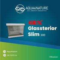 akuarium gex glassterior slim 300