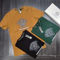 Kaos GUCCI Branded Pria/Kaos Miror Pria/T-shirt Katun/Kaos Original