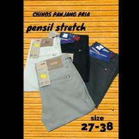 Celana panjang pria/celana chino bagus murah 27-32