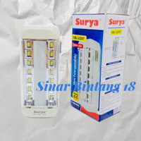 Surya Lampu Emergency Super Terang SQL L 2207 Light LED