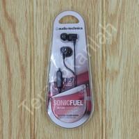Audio Technica Earphone ATH-CLR100iS Black