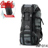 Tas Carrier SVN INF 014 Gunung Tas Hiking Travel Outdoor Bags Murah