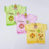 Baju Bayi Katun Atasan Lengan Pendek - Balloon