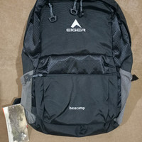 Tas Punggung Eiger R Base Camp Daypack (hitam)