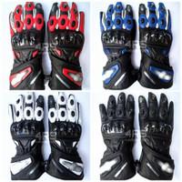 MURAH Sarung Tangan Motor Kulit Alpine Leather Glove Racing & Touring
