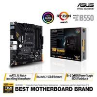 ASUS TUF GAMING B550M-PLUS - AMD Motherboard AM4