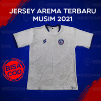 Baju Jersey Arema fc Liga 1 2020 2021 home third kiper mboissam