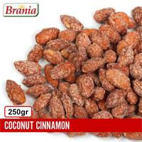 Kacang Almond Panggang Rasa Coconut Cinnamon 500gr/Roasted Almond