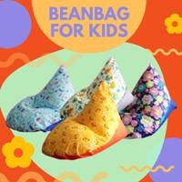 Bean Bag motif size Kids - Termasuk isi - COVER ONLY