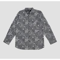 Shirt Bandana Paisley Grey Series From Folks Original