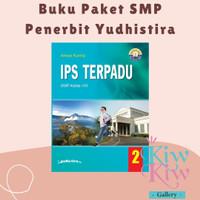 Buku IPS Terpadu Kelas 8 / VIII SMP/MTS - Yudhistira