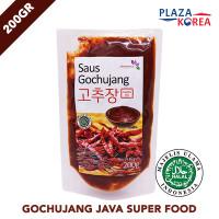 GOCHUJANG SAMBAL PASTA 200GR JAVA SUPER FOOD - HOT PEPPER PASTE KOREA