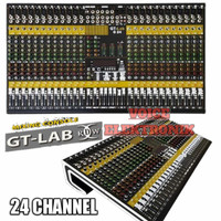 Mixer Professional GT LAB 24 Mixer 24 Channel by RDW