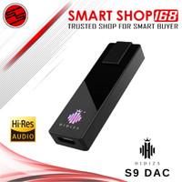 Hidizs S9 / S 9 Balance Portable HiFi DAC Headphone Amplifier - Hitam