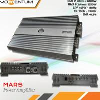 Power Amplifier Momentum Mars 2000 Watt