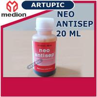 Neo Antisep 20 ml larutan desinfektan pembasmi kuman virus bakteri