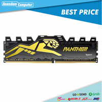 DDR4 8GB SINGLE PC 2666 APACER PANTHER GOLDEN