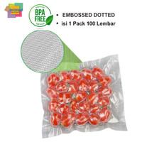 REFILL VACUUM SEALER PLASTIC BAG CUT OFF EMBOSS