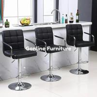 barstool hidrolik bar kursi kantor bangku tinggi kursi makan nyaman