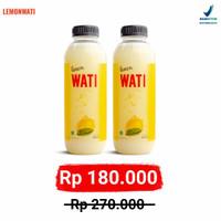 Paket Couple Lemonwati Lemon Premium Tanpa Campuran Apapun