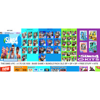 THE SIMS 4 FULL DLC - GAME PC