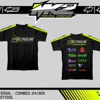 T-shirt S9mbilan Edition Racing team