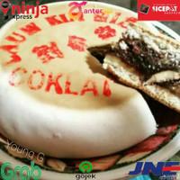 Kue Bulan Mooncake Tong Jiu Pia Phia Ny. Lauw (Lauw Kim Wie) Halal