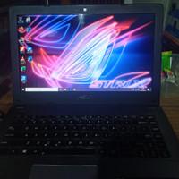 Laptop ASUS Intel Core i3 RAM 6GB