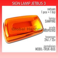 Lampu LED Aksesoris Variasi Marker Samping Sein Sign Mobil Truk Bus 02