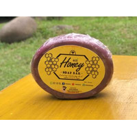 Organic Honey Soap Bar 100 gr