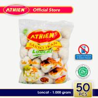Athien - Bakso Loncat Ikan Premium Asli Belitung / 1000 gram