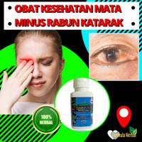 Eye care softgel green world ORIGINAL obat gangguan mata rabun katarak