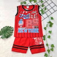 Baju Celana Anak Basket Bayi Laki Laki 1-4Tahun