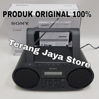 SONY ZS-RS60BT Audio Player Bluetooth & CD Player Sony Boombox ORI