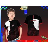 Kaos Baju Anak ALTER EGO 3D Fullprinting Terbaru dan Termurah - S