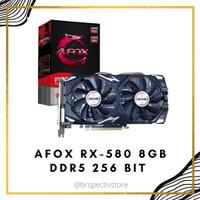 VGA AFOX AMD Radeon RX 580 8GB DDR5 256 bit / RX580 8 GB / PCIE GPU