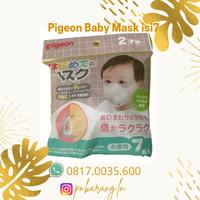 Pigeon Baby Mask isi 7