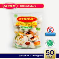 Athien - Bakso Loncat AA Ikan Premium Asli Belitung / 1050 gram