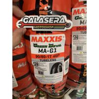 Ban Tubeless Maxxis Green Devil MA-G1 90/80-17 TL