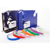 Isolasi Buah / Fruit Tape 9m/m Bag Neck Sealer (warna)