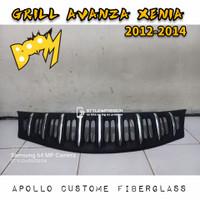 Grill Avanza Xenia Model Apollo 2012-2014 styleispassion