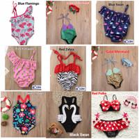 Baju Renang Bayi Anak Perempuan